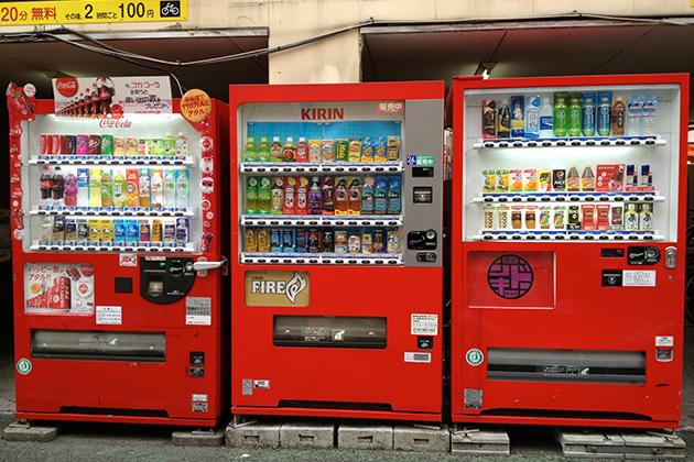 標清楚!自動販賣機食品新規7月上路