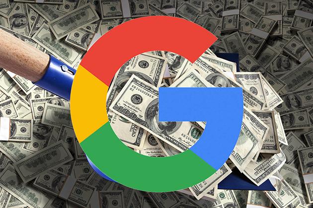 數位廣告市場前途看好,Google、Facebook相互較勁