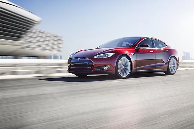 電動車Tesla市值踩下Ford  一躍成全美第二