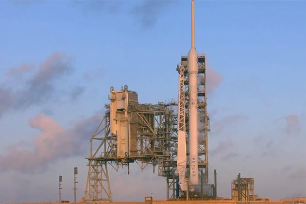 再創紀錄!SpaceX獵鷹9號為美國防部發射間諜衛星