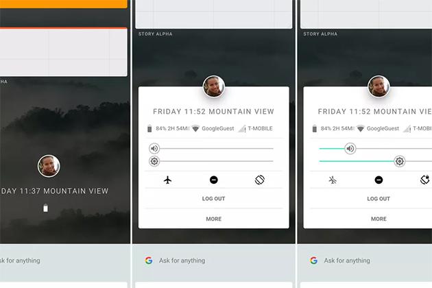 Google新作業系統Fuchsia UI設計曝光