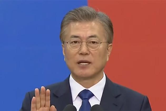 南韓也走上傾左,文在寅朴瑾惠40年恩怨告終