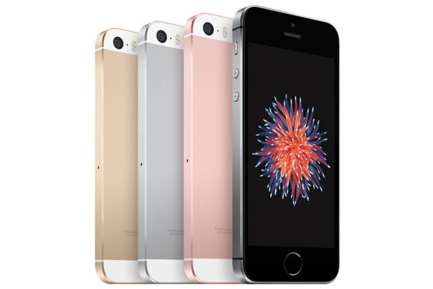 小尺寸手機在美吃得開,iPhone SE滿意度居首