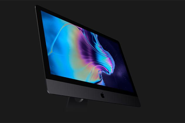 蘋果WWDC 2017:Mac產品線更新與暗黑系iMac Pro