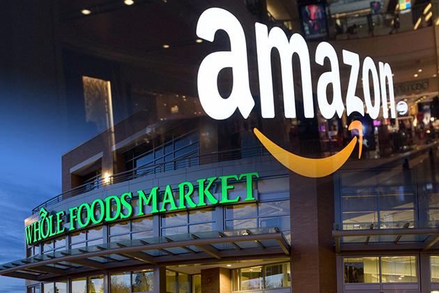 Amazon買下有機生鮮連鎖店 目標可能是完成全美2小時自取貨