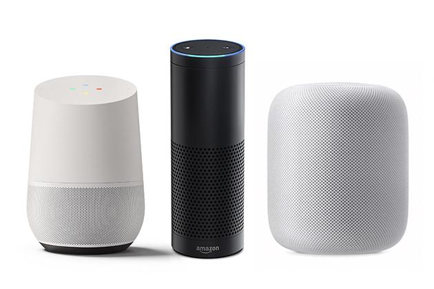 智慧型喇叭之爭:Amazon、Google、蘋果誰會勝出?