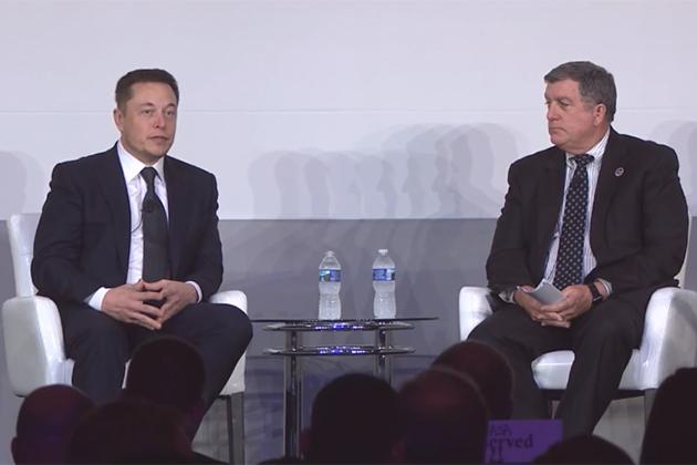 馬斯克:回收火箭就是航太未來 SpaceX登火星再等等