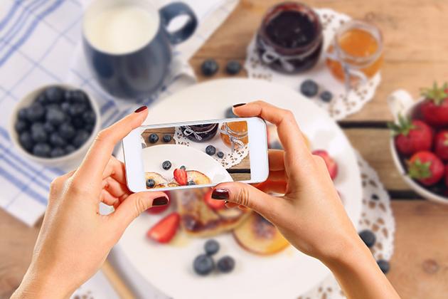 吃飯前先拍照!一張照片讓AI辨別食物成分還會推薦食譜