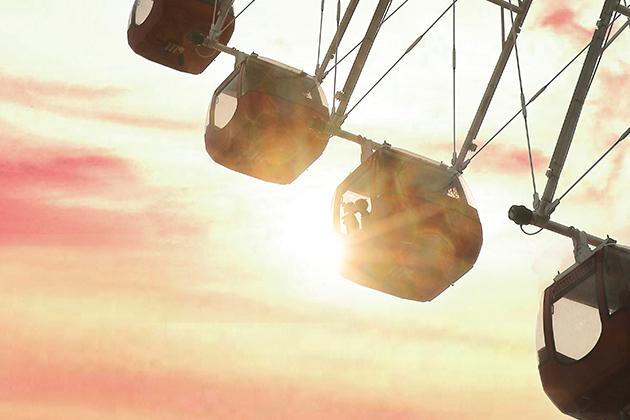 浪漫七夕來麗寶,「天空之夢」摩天輪讓你高調FUN閃