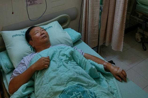 【快訊】立院不斷電表決 林德福體力不支送急診