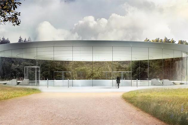 秋季發表會登場前 蘋果新總部「賈伯斯劇院」內部環境曝光