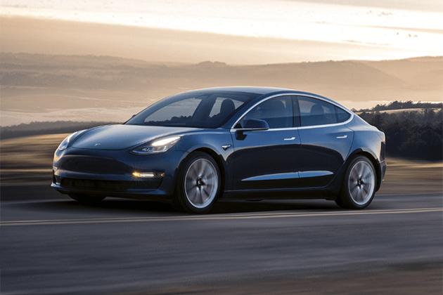Model 3獲認證為特斯拉最省電車款 續航、效率皆優秀