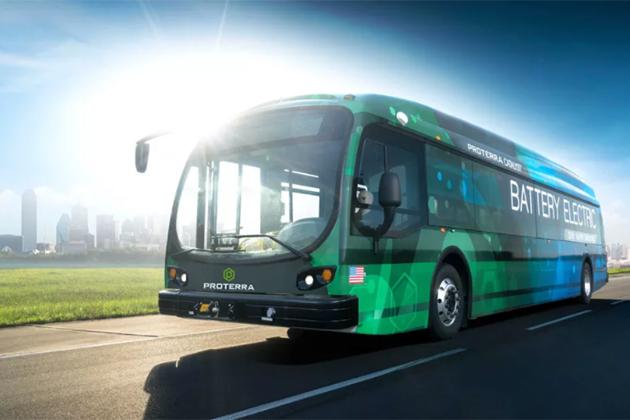電動車續航紀錄創新高 美巴士可跑1772公里