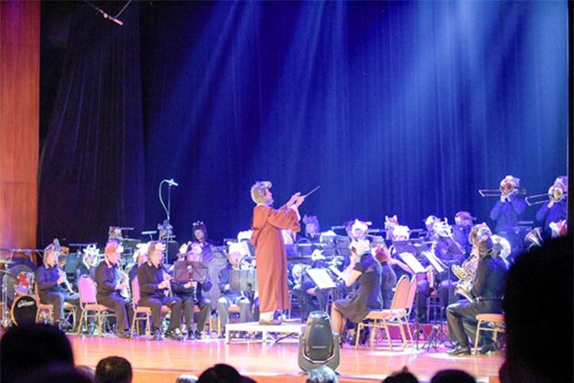震撼管樂團「雲山春色」赴緬世界首演,藉音樂推動兩國文化交流