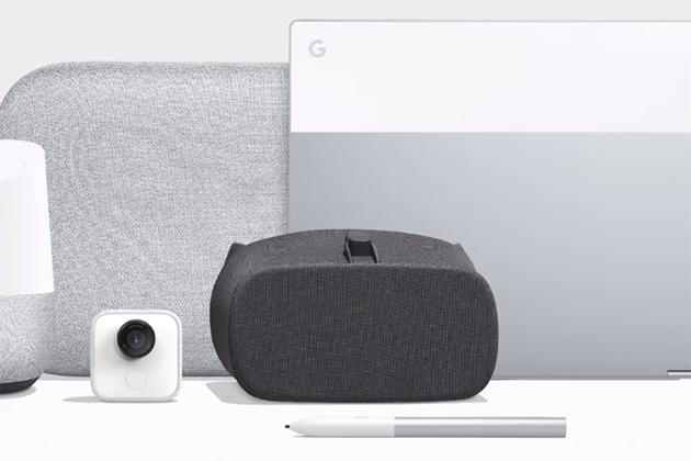 【Google新品發表會】迷你相機Clips、新VR頭戴裝置與無線耳機Pixel Buds