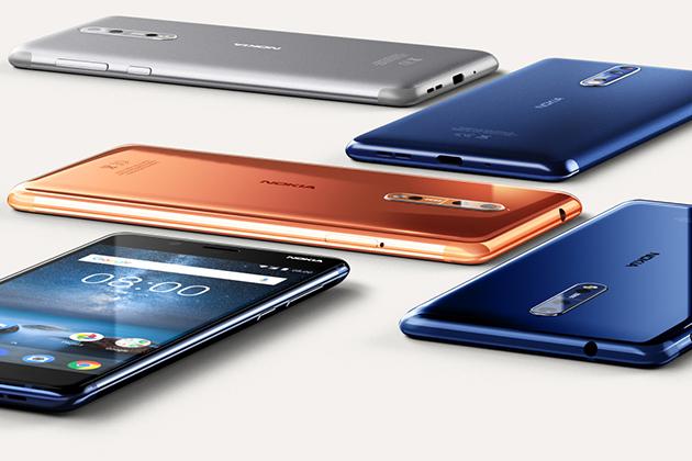 昔日王者Nokia回歸 目標第一年賣出1000萬台手機