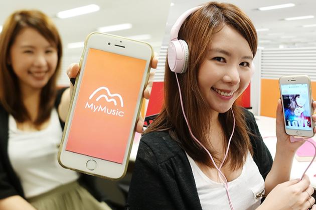 台哥大靠「MyMusic」品牌新氣象 貼近年輕人的耳朵
