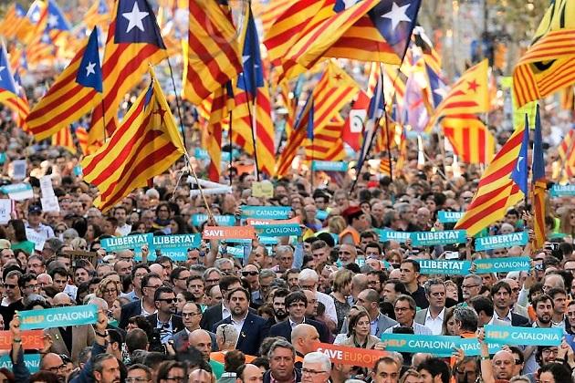 硬碰硬!西班牙接管加泰隆尼亞 5大重點一次看