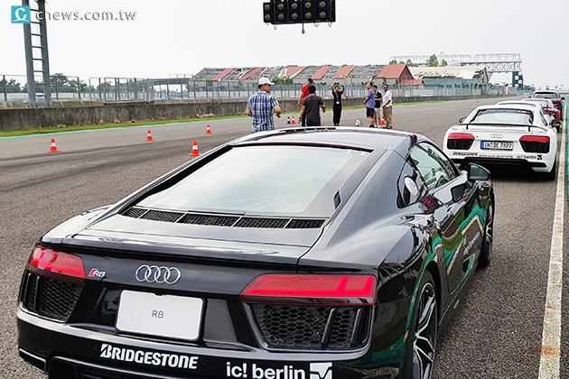 【匯流測評】Audi TT RS台灣賽道首次現身 利曼冠軍親授超凡駕御技巧