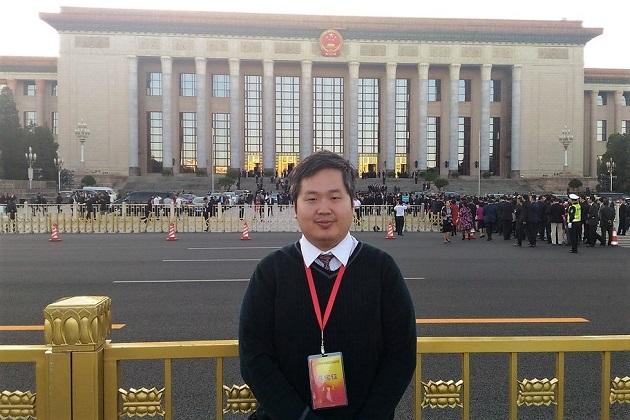 北大台生王裕慶隨盧麗安入共產黨 陸委會:最高可罰50萬