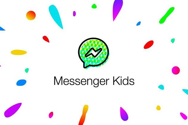 Facebook推兒童版即時通「Messenger Kids」和朋友聊天得先經過父母這關!