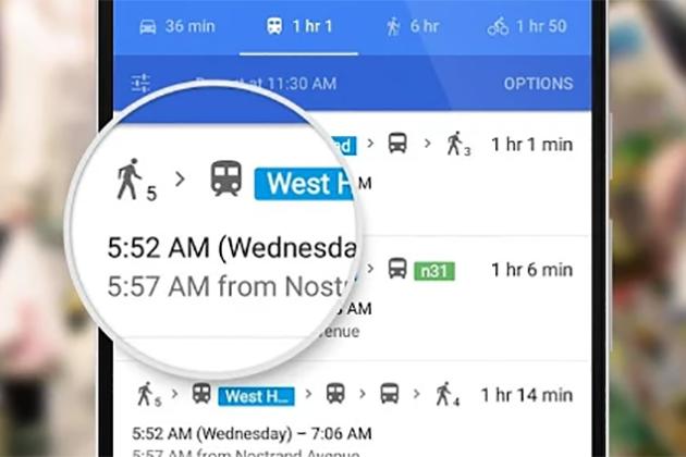 不用再怕坐過站了!Google Maps將推出「下車提醒」功能