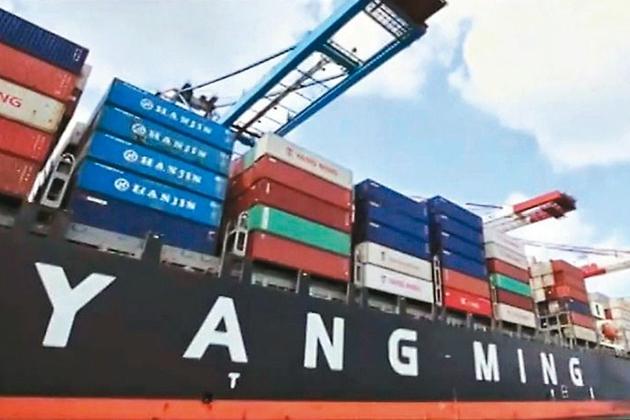 陽明海運增資103億 攜手交部、港務公司布局新南向