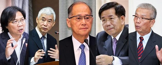 府院否認內閣改組 立委:臨時會後是好時機