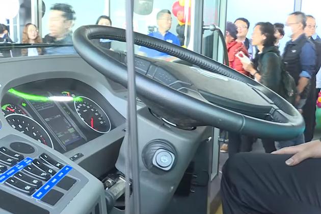 空污防制行動 交部:2030年市區公車全面電動化