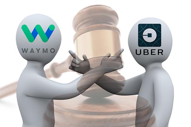 Waymo、Uber自駕車官司開審!雙方各說各話