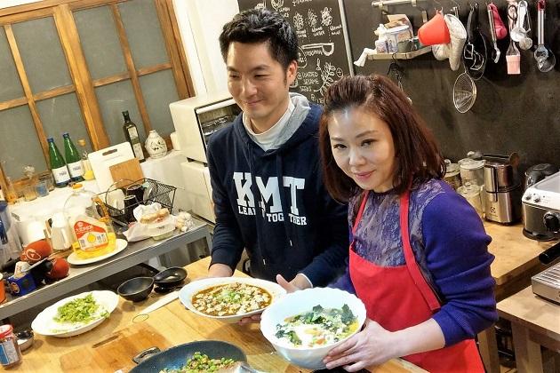 春節秀年菜 藍委PK留學最想念的家鄉味
