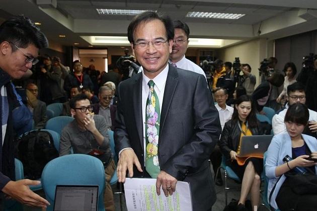 「留在民進黨無法對台灣有所貢獻」 蘇煥智退黨參選北市長