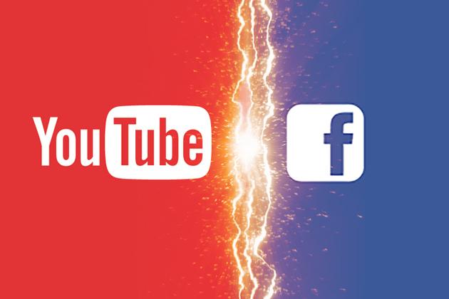 Google要靠YouTube擊敗Facebook?線上廣告霸主之爭將展開