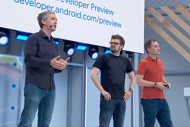 【Google I/O 2018】Android P大翻新!使用手機更便利快速