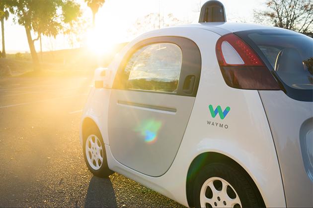 Google自駕車公司Waymo新專利:讓車子「變軟」保護行人