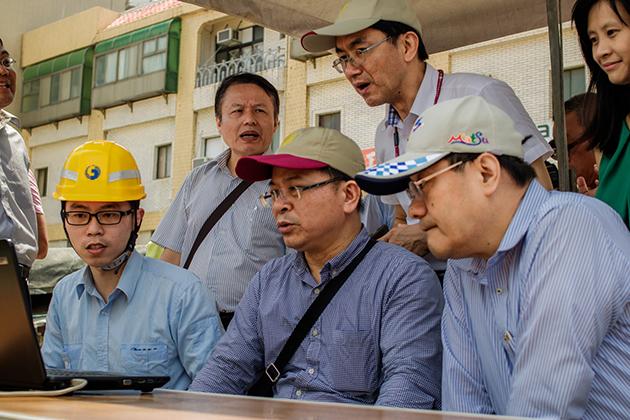 NCC、中華電 赴馬祖視察寬頻基礎建設需求