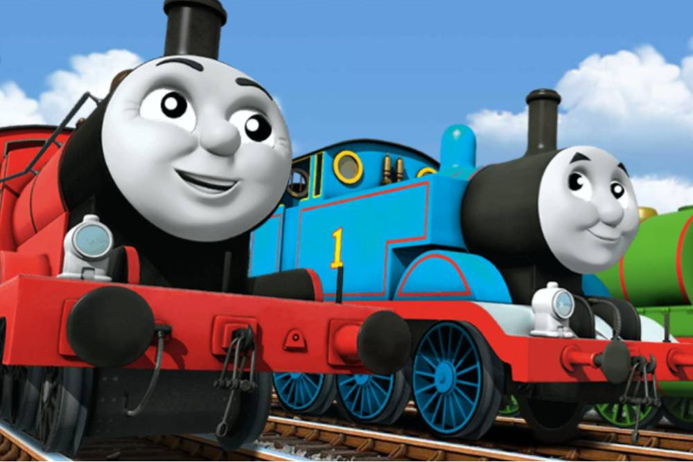 「笑到你發寒!將「湯瑪士小火車」放進各款遊戲中的玩家 被告了