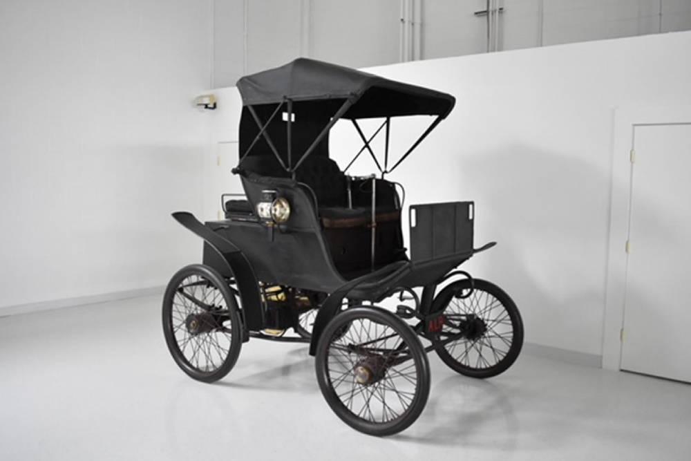 歷史悠久!1898年首款電動車下周美國拍賣