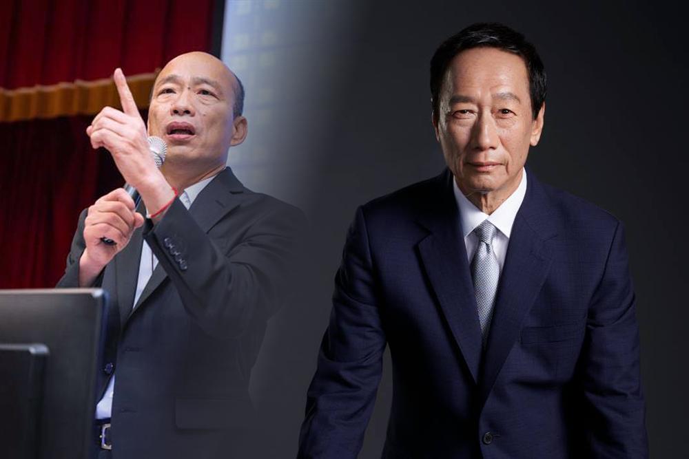 【匯流民調】許立一分析/韓國瑜或郭台銘代表國民黨參選勝選機率較高