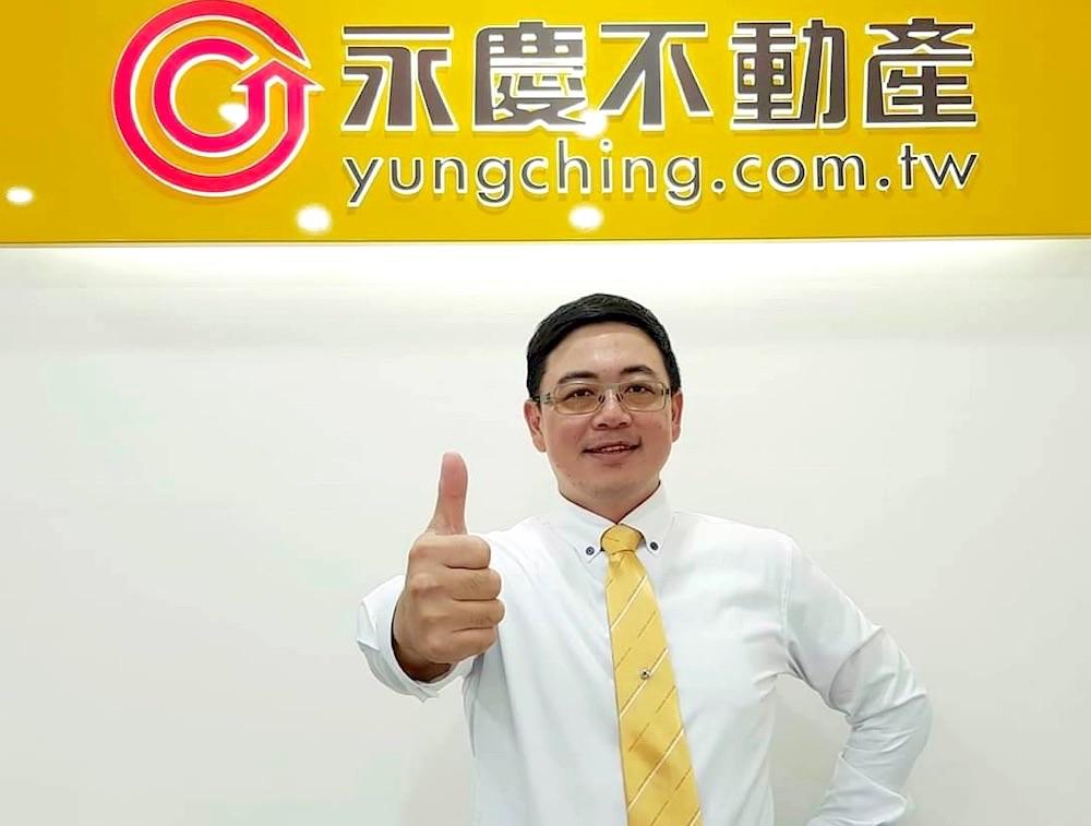 房仲高手林恆揚拒絕再調動救火 全力創事業高峰