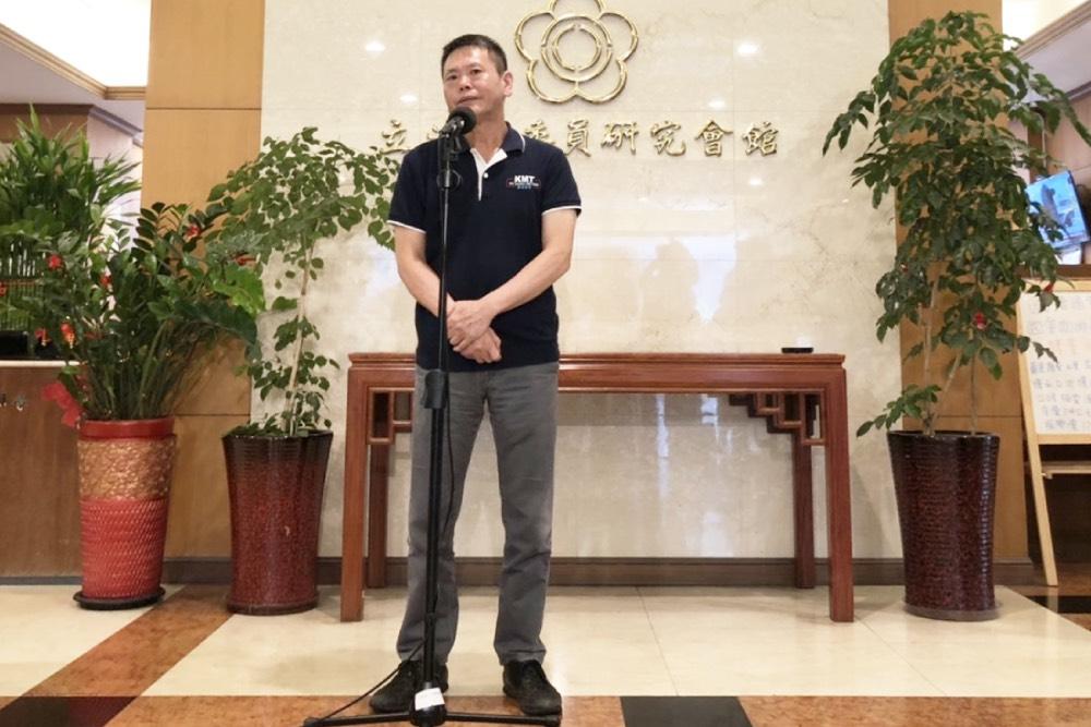 高喊告別韓流被罵!林為洲:國民黨應拓展更寬光譜以爭取更多元支持