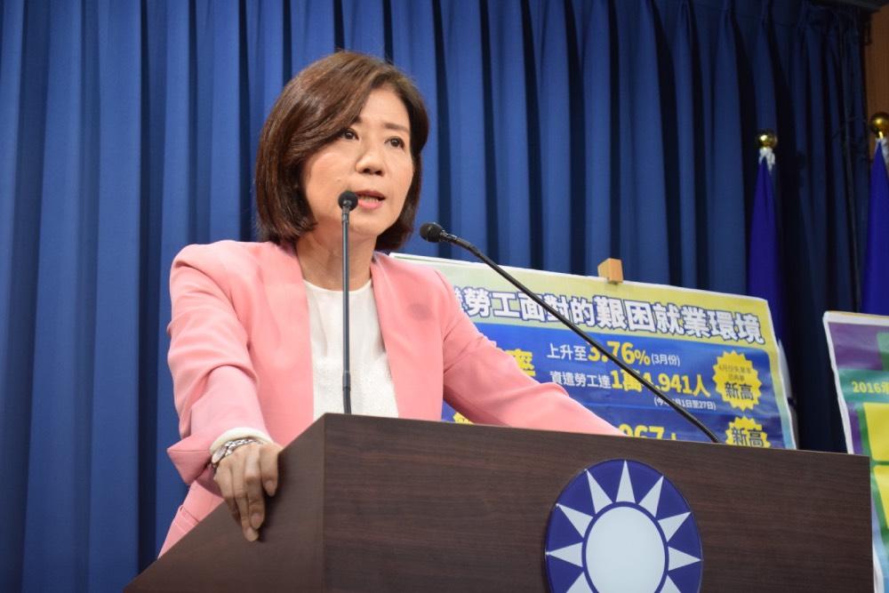 國民黨批蔡政府濫權 要求落實政黨退出媒體的承諾