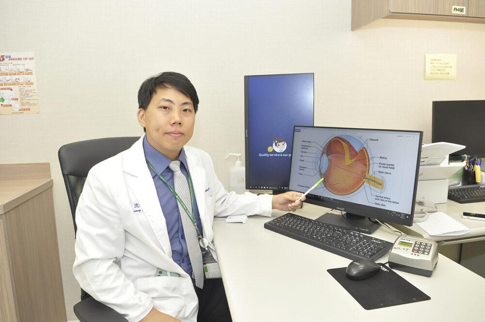 女子忽略血糖「視力掉剩0.2」  年輕人也得注意的眼底危機