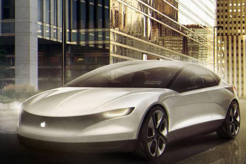 Apple Car 2023年開賣?自動感測開關門、VR防暈車 還能幫你送求救訊號!