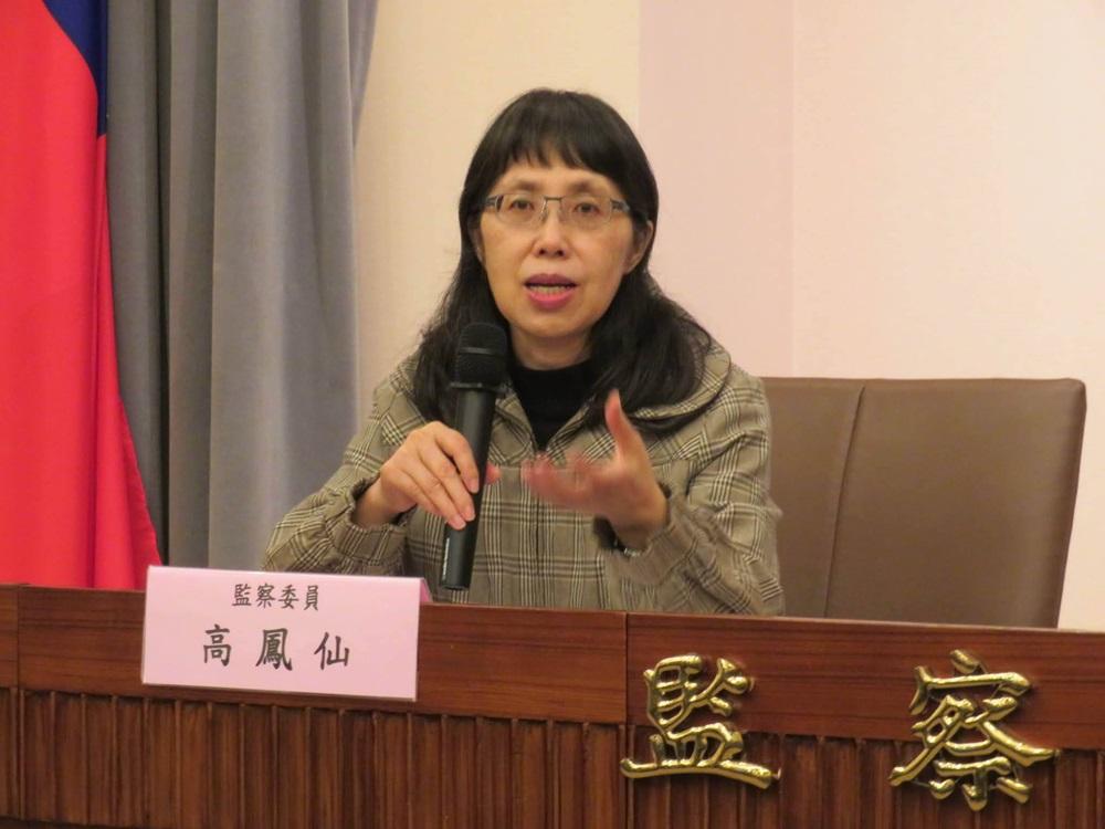 【畢業監委內心話3-1】高鳳仙:很多百姓視監察權是最後的希望