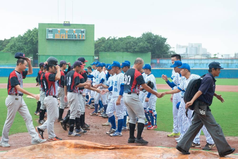 金龍盃全國青棒菁英賽台中4棒球場較勁