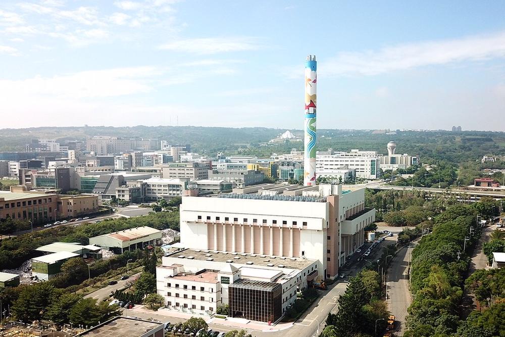 台中3座焚化廠年總發電量約4.4億度