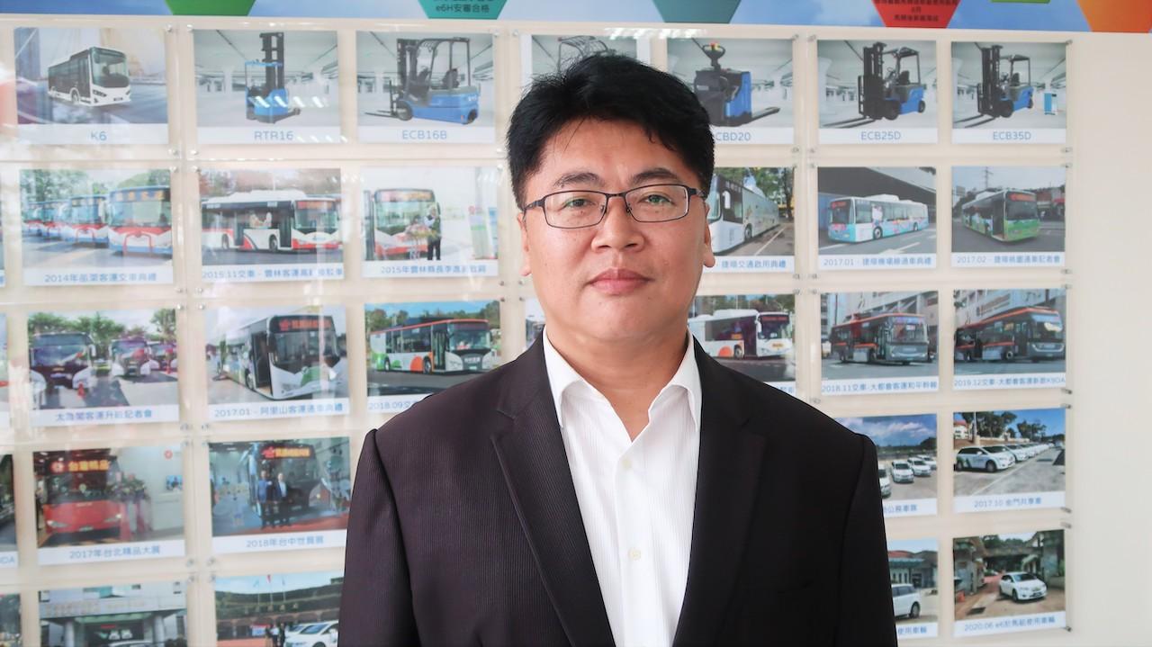 【有影】邁向台灣電動車的台積電 凱勝綠能嘉義萬坪廠房第一期落成啟用