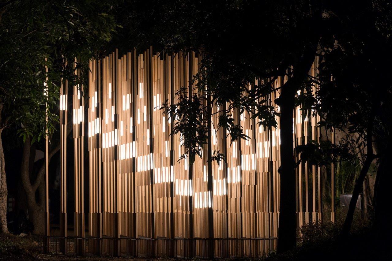 台灣燈會「里山禾樂」燈區獲德國紅點設計獎