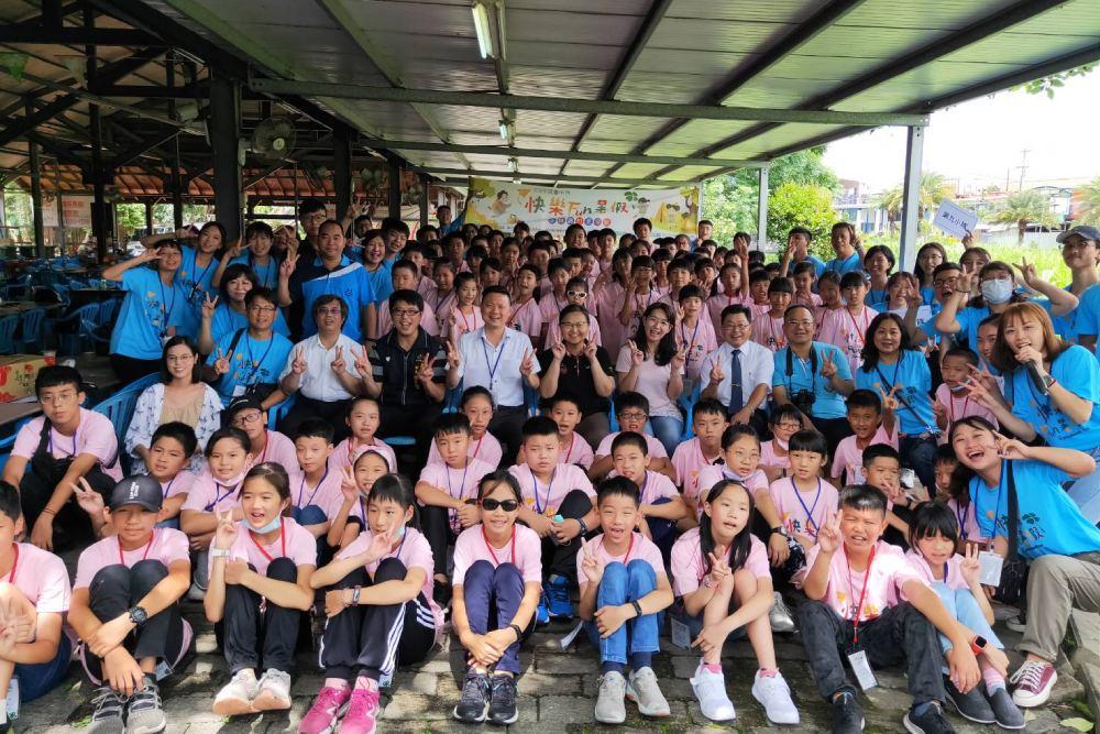 台中青年四健會員今天起「走跳農村」3日